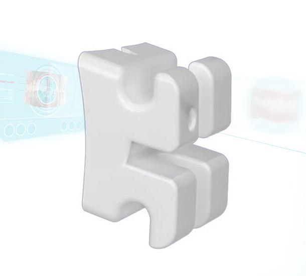 LightForce™ 3D braces